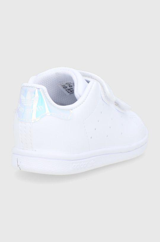 adidas Originals - Dětské boty Stan Smith CF I  Svršek: Umělá hmota Vnitřek: Umělá hmota, Textilní materiál Podrážka: Umělá hmota