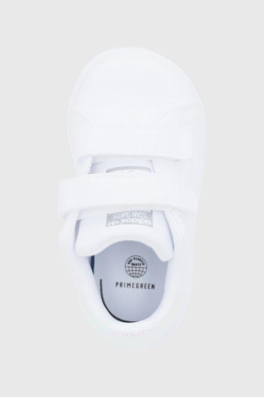 bílá adidas Originals - Dětské boty Stan Smith CF I