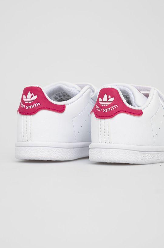 adidas Originals - Buty dziecięce Stan Smith CF I Cholewka: Materiał syntetyczny, Wnętrze: Materiał syntetyczny, Materiał tekstylny, Podeszwa: Materiał syntetyczny