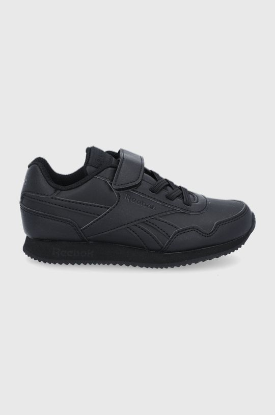 čierna Reebok Classic - Detské topánky Royal CLJOG Dievčenský