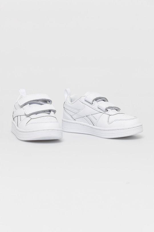 Reebok Classic - Dětské boty Royal Prime 2.0 bílá