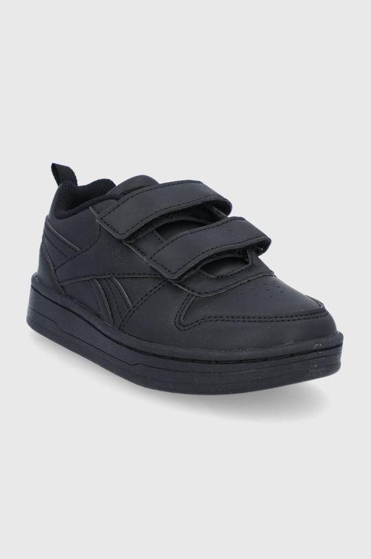 Reebok Classic - Detské topánky ROYAL PRIME čierna