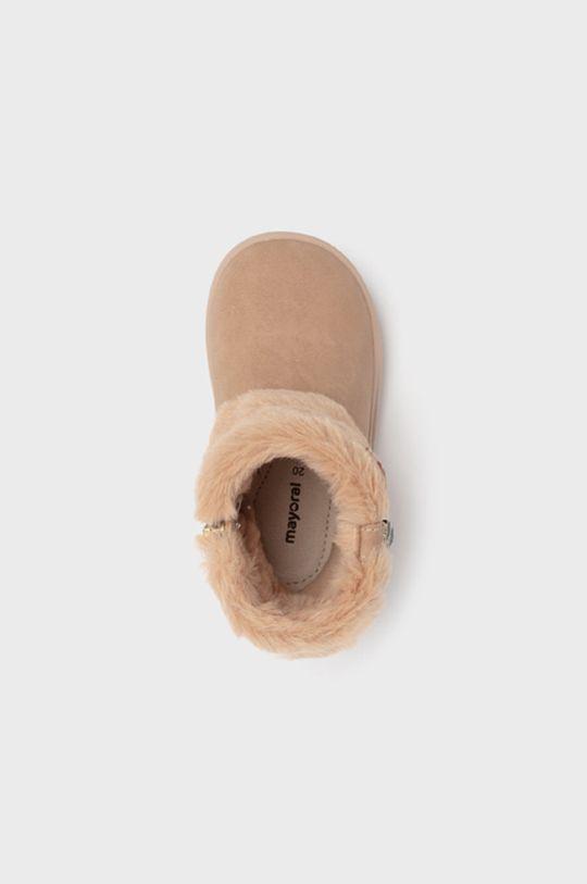Mayoral - Pantofi copii  Gamba: Material sintetic, Material textil Interiorul: Material textil, Piele naturala Talpa: Material sintetic