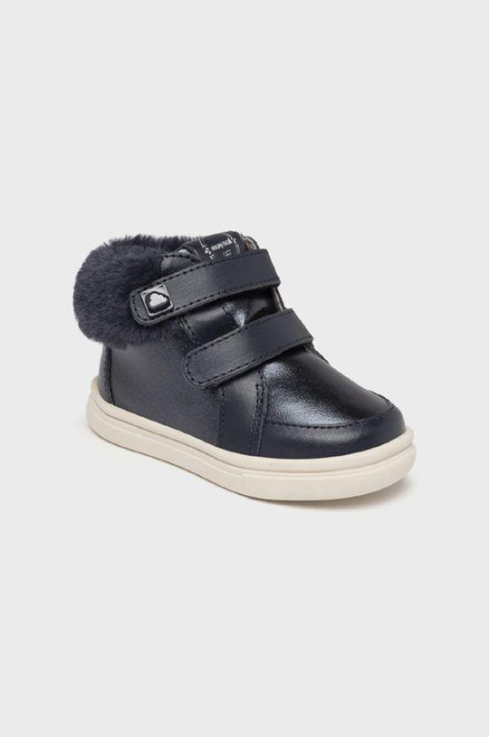 bleumarin Mayoral - Pantofi copii De fete