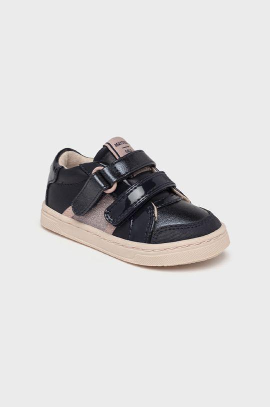 tmavomodrá Mayoral - Detské topánky Dievčenský
