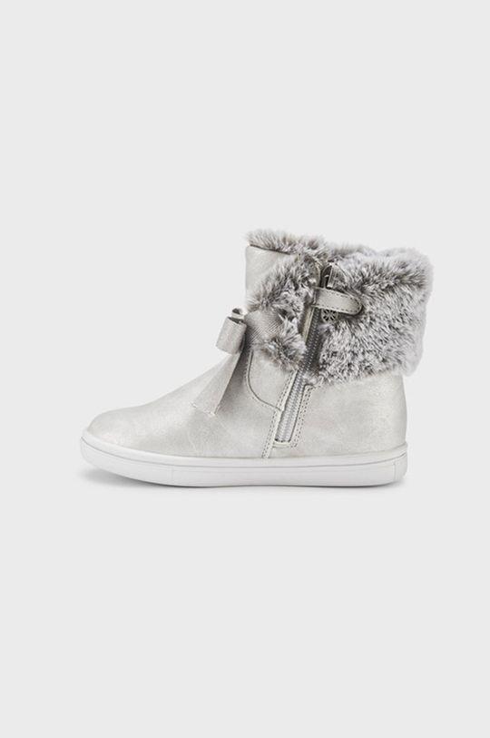 Mayoral - Pantofi copii gri deschis
