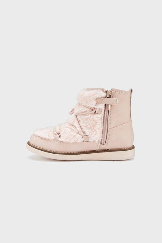 Mayoral - Cizme de iarna copii roz
