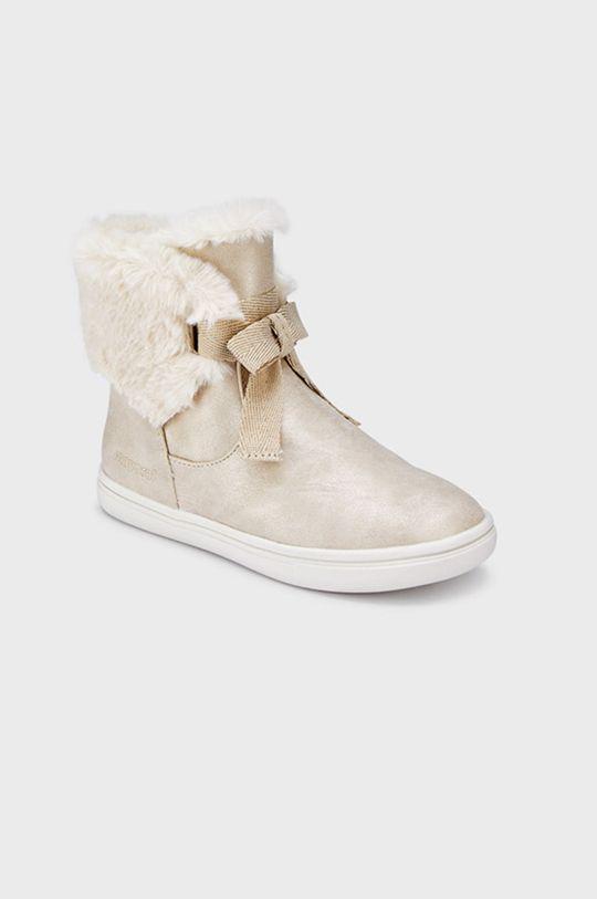 zlatá Mayoral - Detské topánky Dievčenský