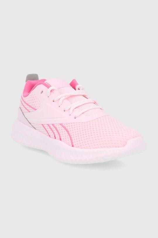 Reebok - Buty dziecięce Flexagon Energy różowy
