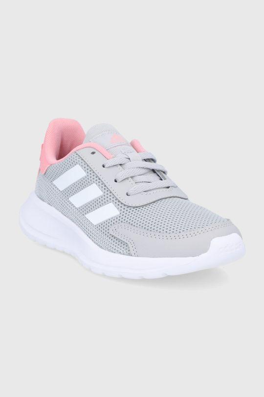 adidas - Buty dziecięce Tensaur Run szary