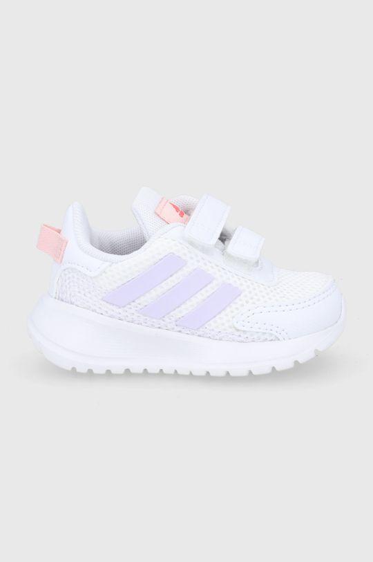 biały adidas - Buty dziecięce Tensaur Run I Dziewczęcy