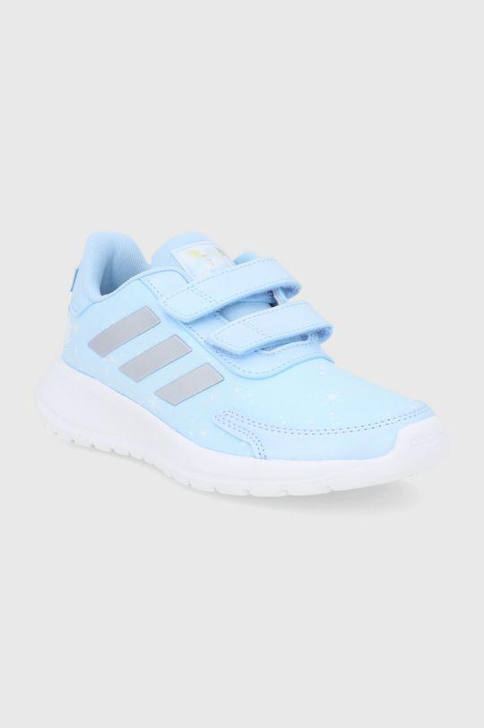 adidas - Dětské boty Tensaur světle modrá