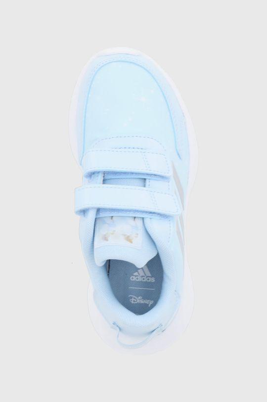 světle modrá adidas - Dětské boty Tensaur