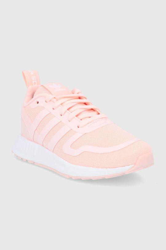adidas Originals - Buty dziecięce Multix różowy