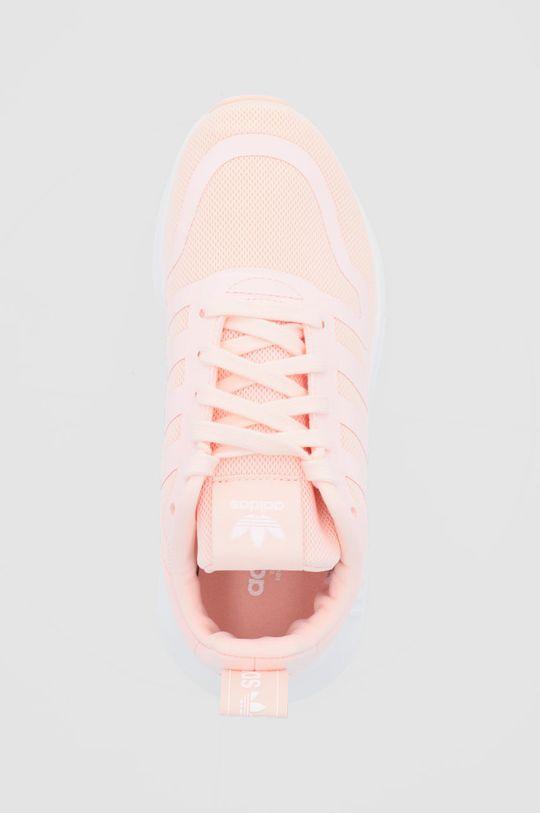 różowy adidas Originals - Buty dziecięce Multix