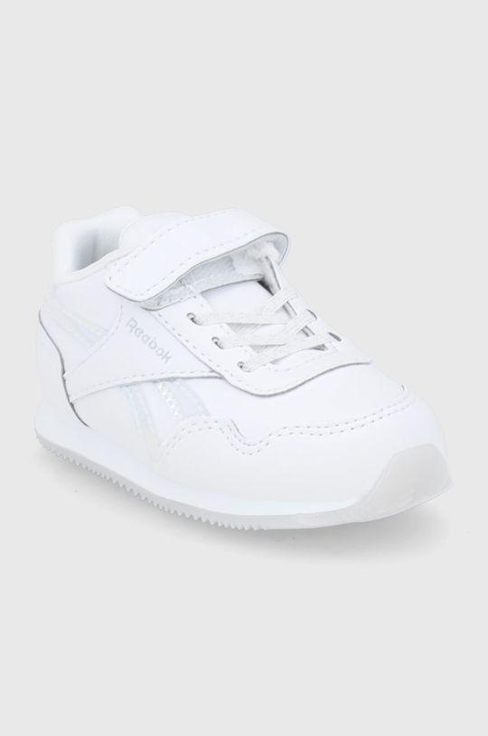 Reebok Classic - Buty dziecięce Royal Classic Jogger 3.0 biały
