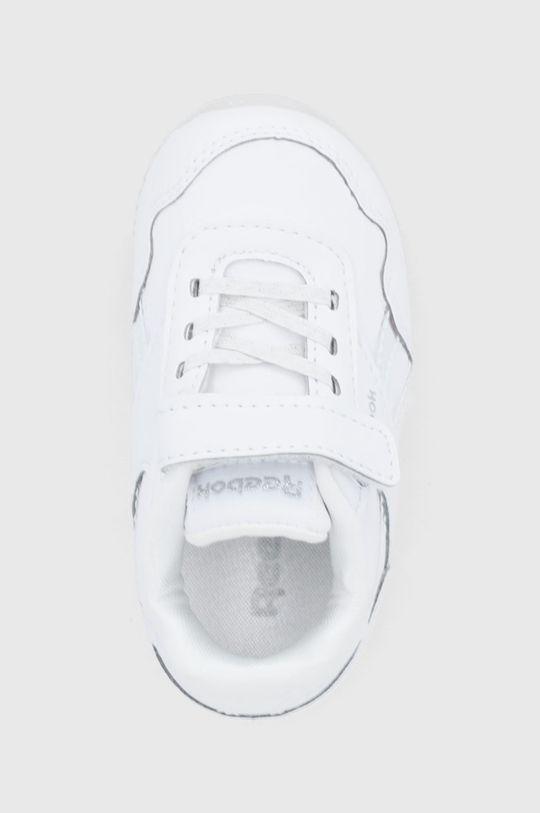biały Reebok Classic - Buty dziecięce Royal Classic Jogger 3.0