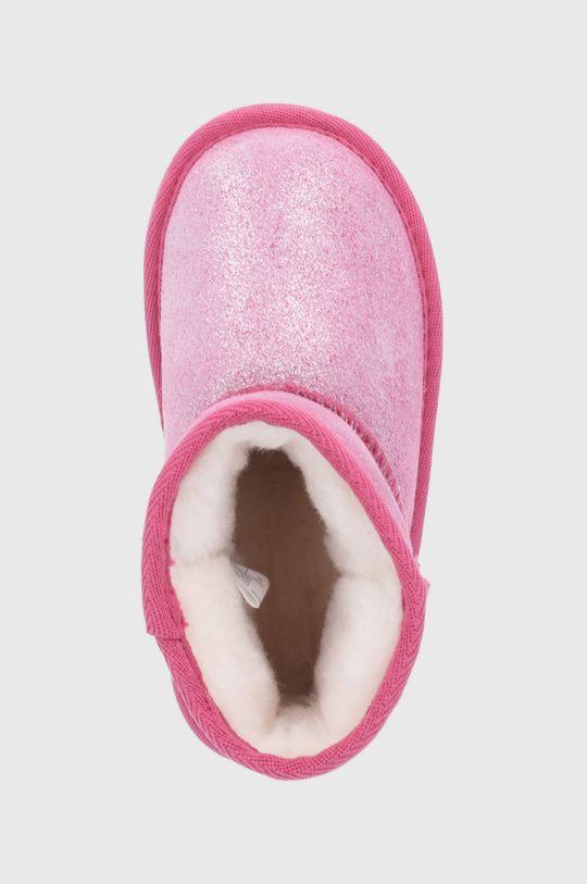 bledofialový Emu Australia - Zimné topánky Wallaby Mini Metallic