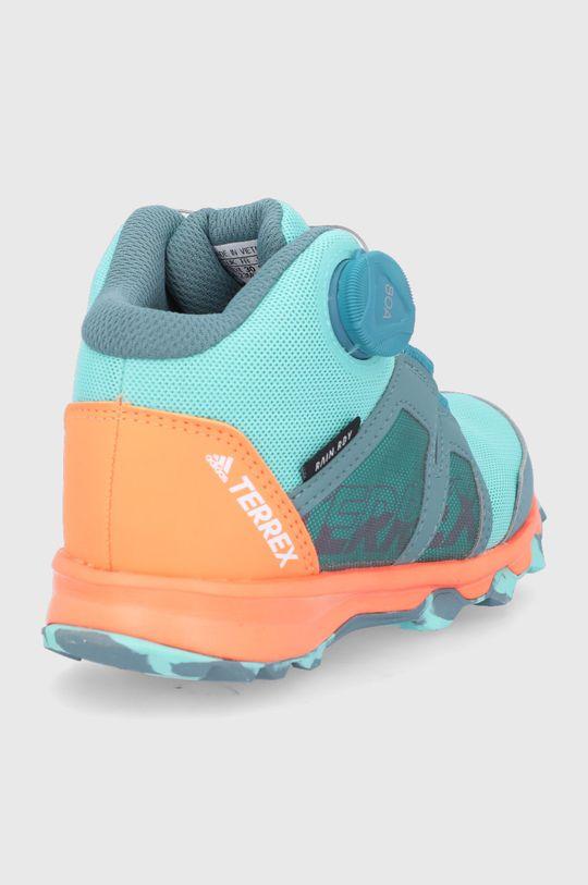 adidas Performance - Buty dziecięce Terrex Boa Mid R.Rdy Cholewka: Materiał syntetyczny, Materiał tekstylny, Wnętrze: Materiał tekstylny, Podeszwa: Materiał syntetyczny