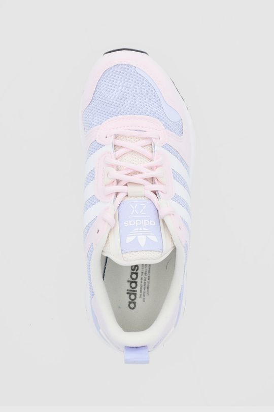 pastelowy różowy adidas Originals - Buty dziecięce ZX 700