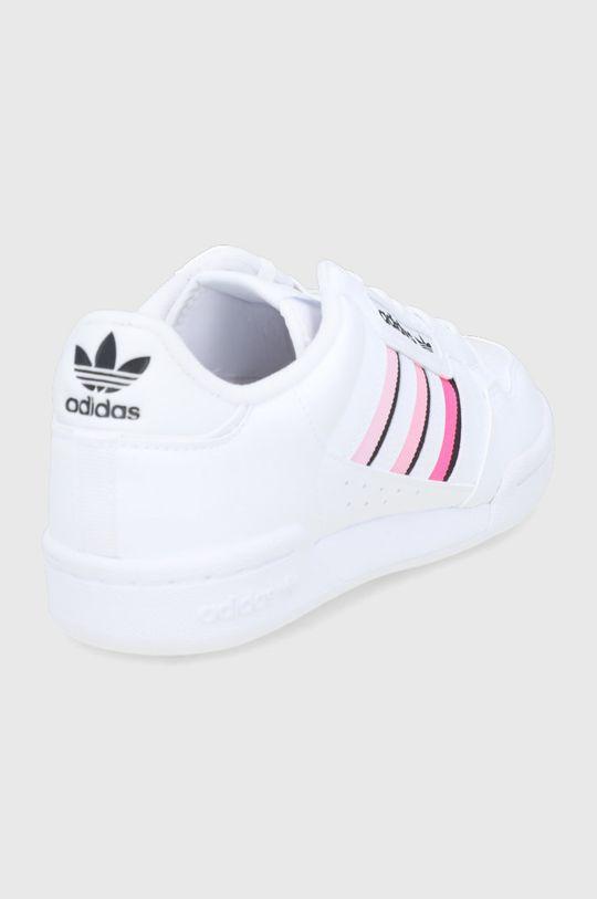 adidas Originals - Παιδικά παπούτσια Continental 80  Πάνω μέρος: Συνθετικό ύφασμα, Υφαντικό υλικό Εσωτερικό: Υφαντικό υλικό Σόλα: Συνθετικό ύφασμα