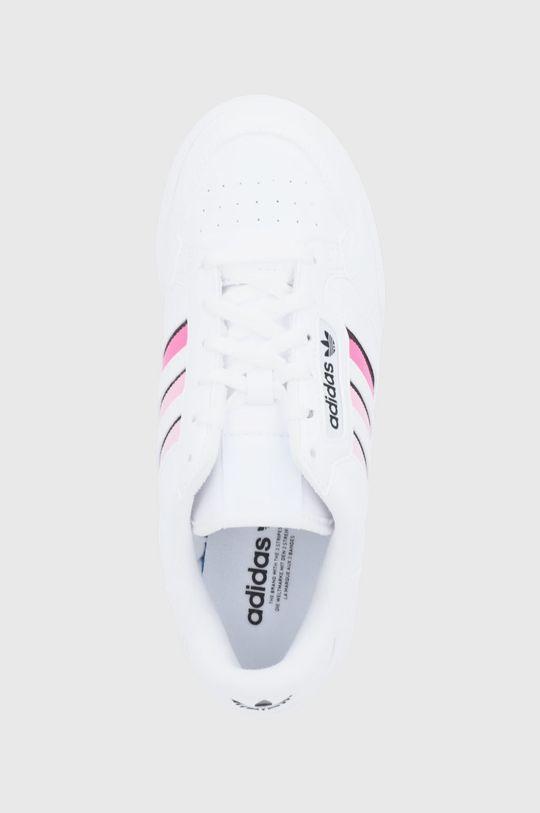 λευκό adidas Originals - Παιδικά παπούτσια Continental 80