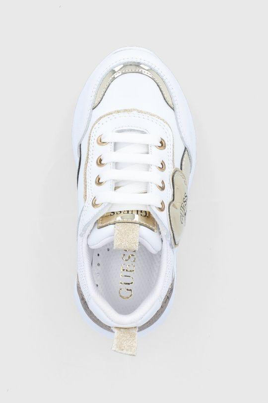 biały Guess - Buty dziecięce
