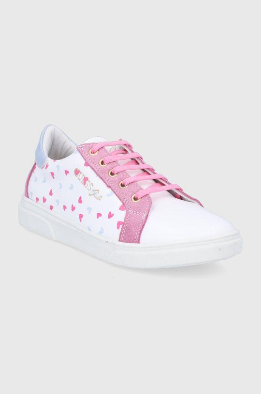 Guess - Gyerek cipő fehér