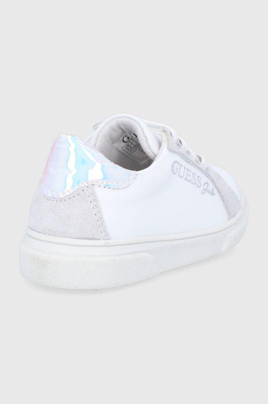 Guess - Gyerek cipő  Szár: szintetikus anyag, természetes bőr Belseje: textil Talp: szintetikus anyag