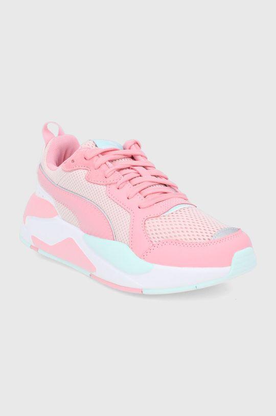 Puma - Buty dziecięce X-Ray różowy