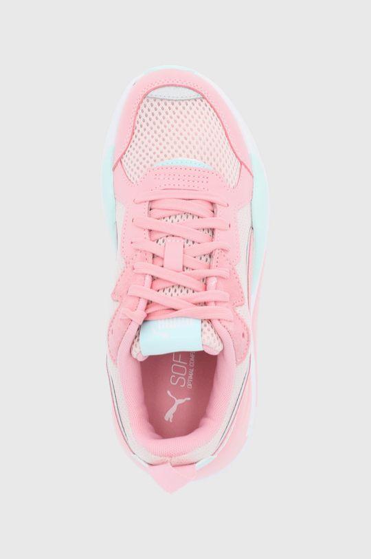 różowy Puma - Buty dziecięce X-Ray