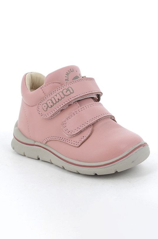 Primigi - incaltaminte din piele pentru copii roz