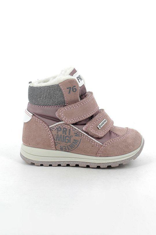 różowy Primigi - Buty dziecięce Dziewczęcy
