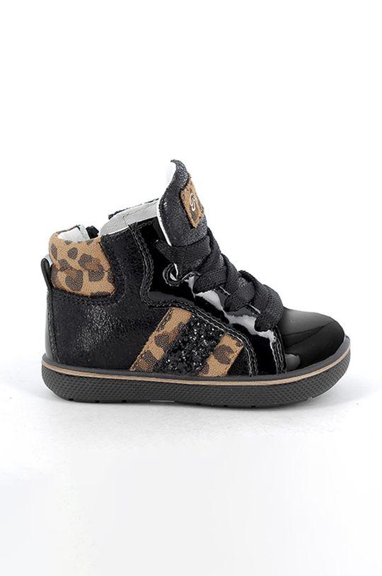 czarny Primigi - Buty dziecięce Dziewczęcy