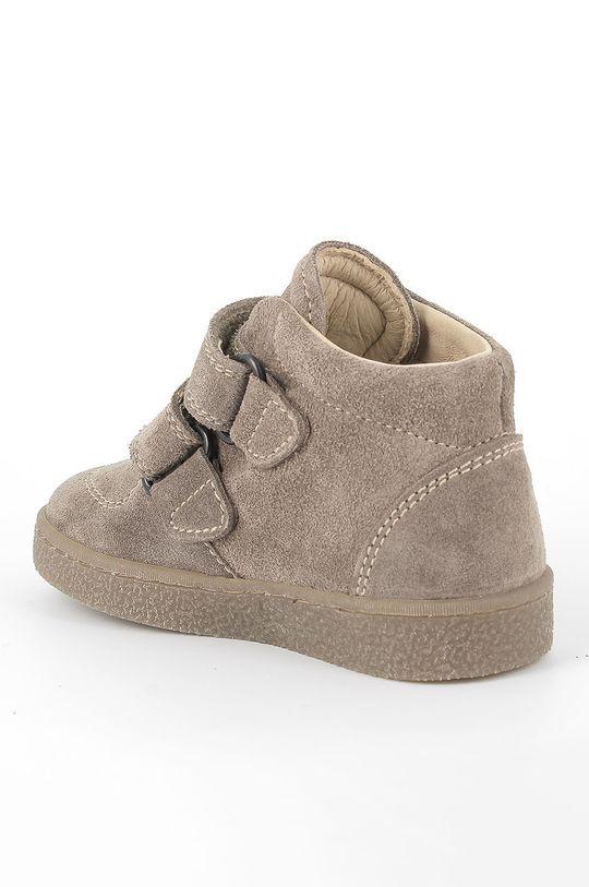 Primigi - Pantofi din piele intoarsa pentru copii  Gamba: Piele intoarsa Interiorul: Piele naturala Talpa: Material sintetic