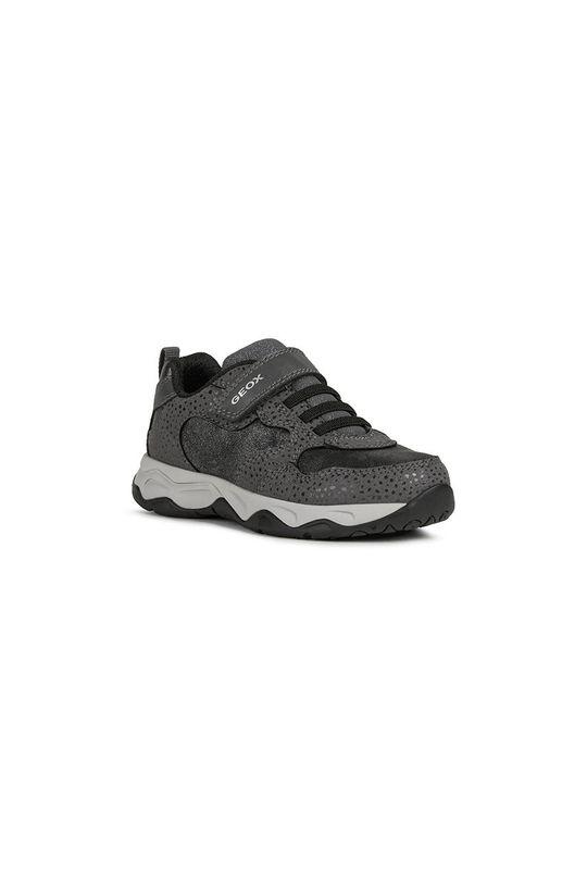 Geox - Dětské boty šedá