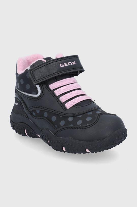 Geox - Buty dziecięce czarny