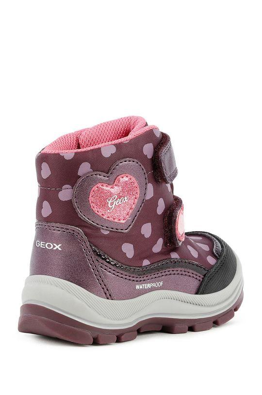 violet Geox - Cizme de iarna copii