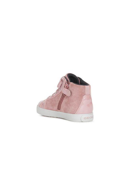 Geox - Pantofi copii  Gamba: Material textil, Piele intoarsa Interiorul: Material textil Talpa: Material sintetic