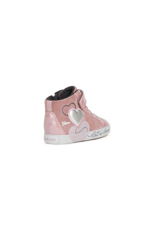 roz murdar Geox - Pantofi copii