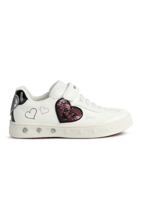 Geox - Buty dziecięce biały