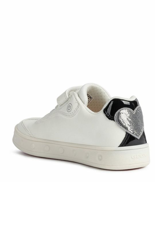 biały Geox - Buty dziecięce