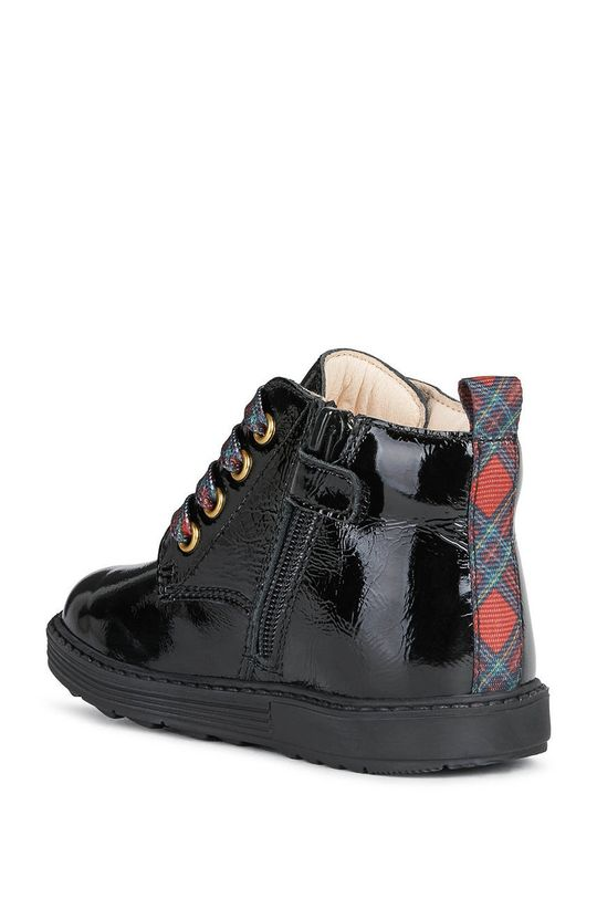 Geox - Pantofi copii  Gamba: Piele naturala Interiorul: Piele naturala Talpa: Material sintetic