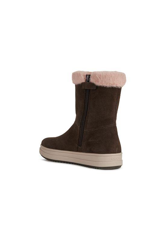 Geox - Pantofi din piele intoarsa pentru copii  Gamba: Piele intoarsa Interiorul: Material textil Talpa: Material sintetic