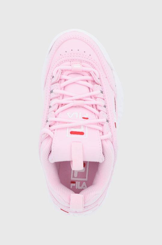 różowy Fila - Buty dziecięce Disruptor