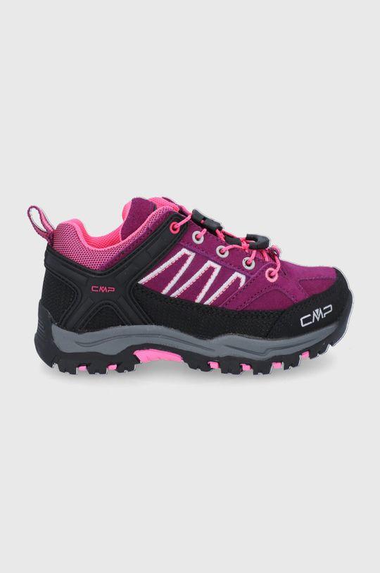 ostry różowy CMP - Buty dziecięce Sun Dziewczęcy