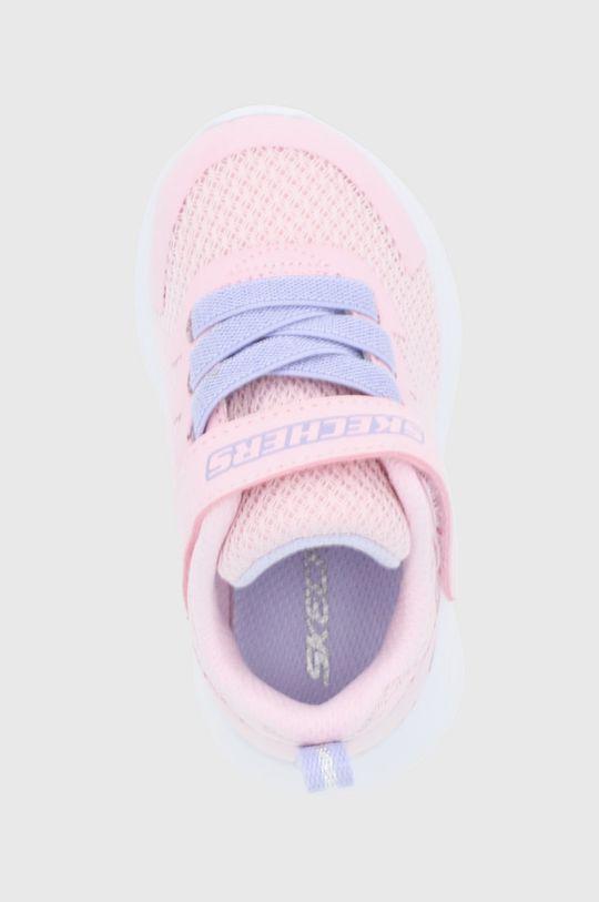 różowy Skechers - Buty dziecięce