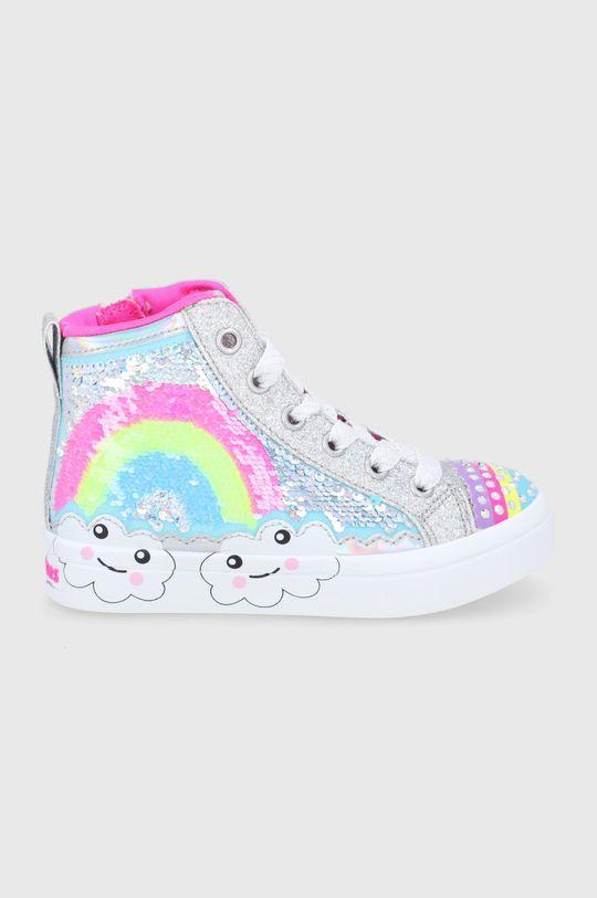 multicolor Skechers - Buty dziecięce Dziewczęcy