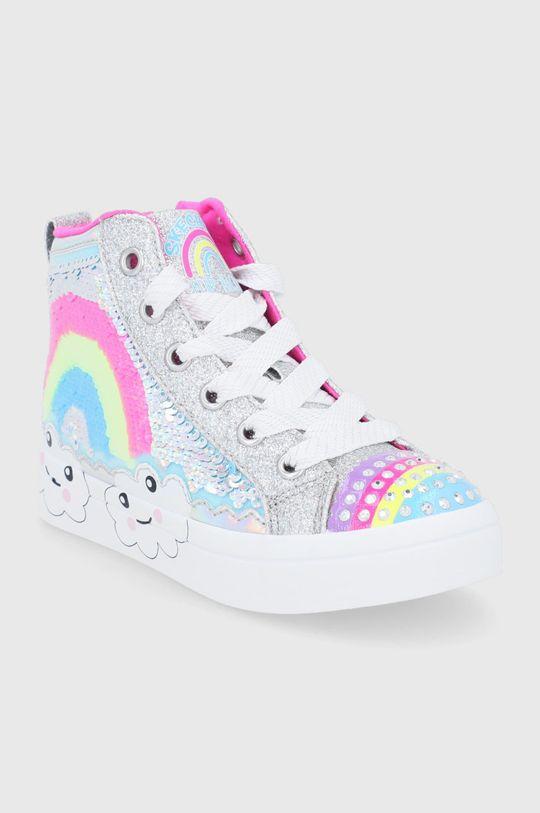 Skechers - Buty dziecięce multicolor
