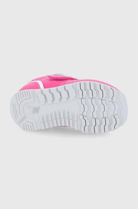 New Balance - Buty dziecięce IZ373WP2 Dziewczęcy